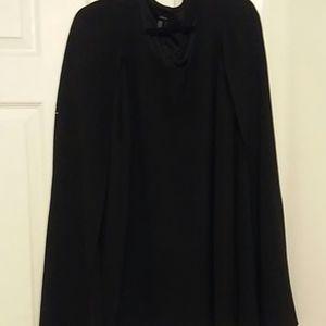 Capped short dress